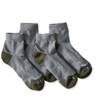 All-Sport PrimaLoft Socks, Lightweight Quarter-Crew Two-Pack