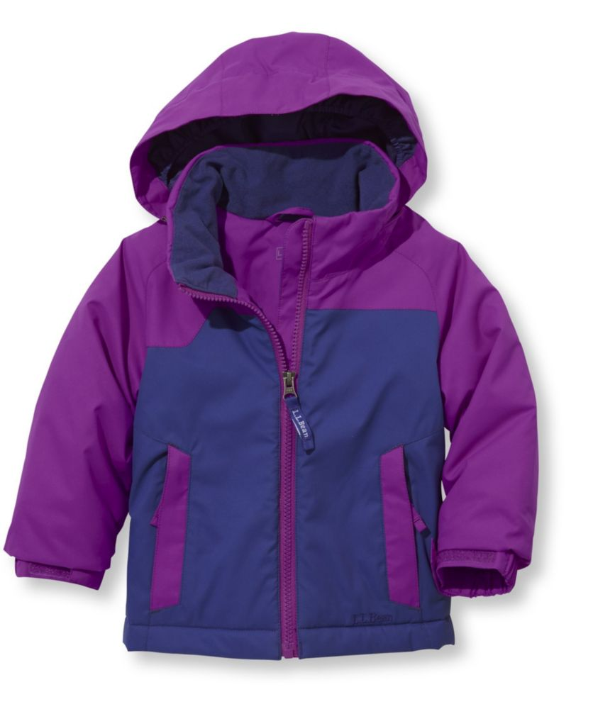 photo: L.L.Bean Girls' Katahdin Parka