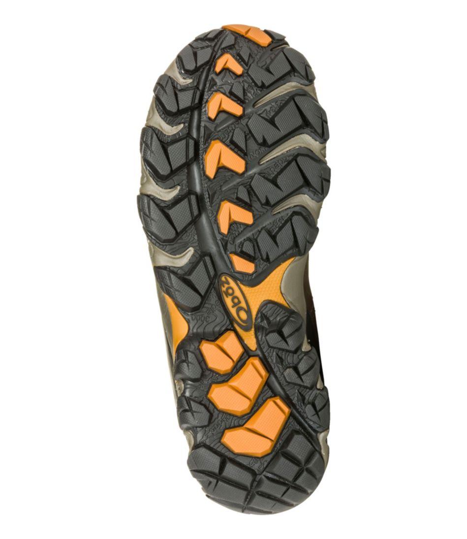 Men's Oboz Bridger Waterproof Hiking Boots