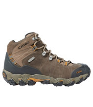 Men's Oboz Bridger Waterproof Hiking Boots