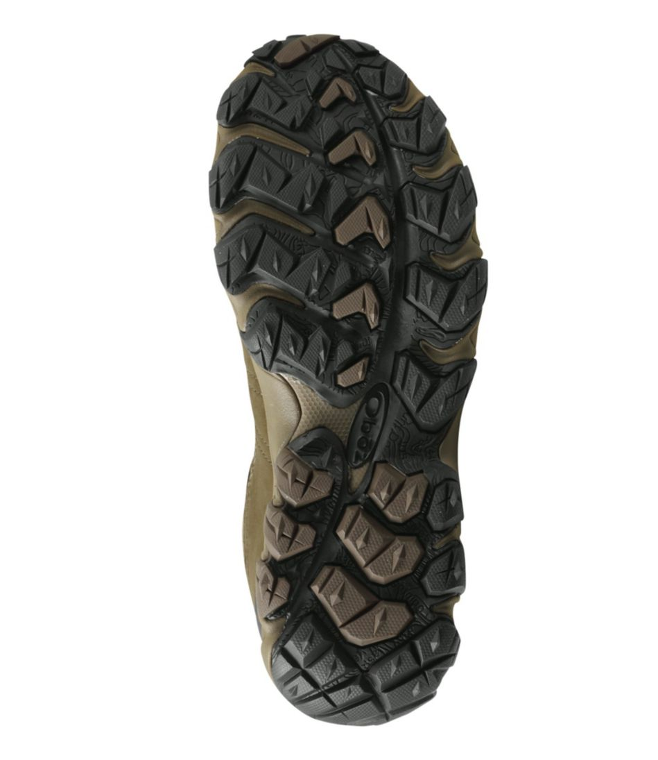 Men's Oboz Tamarack Waterproof Hiking Shoes