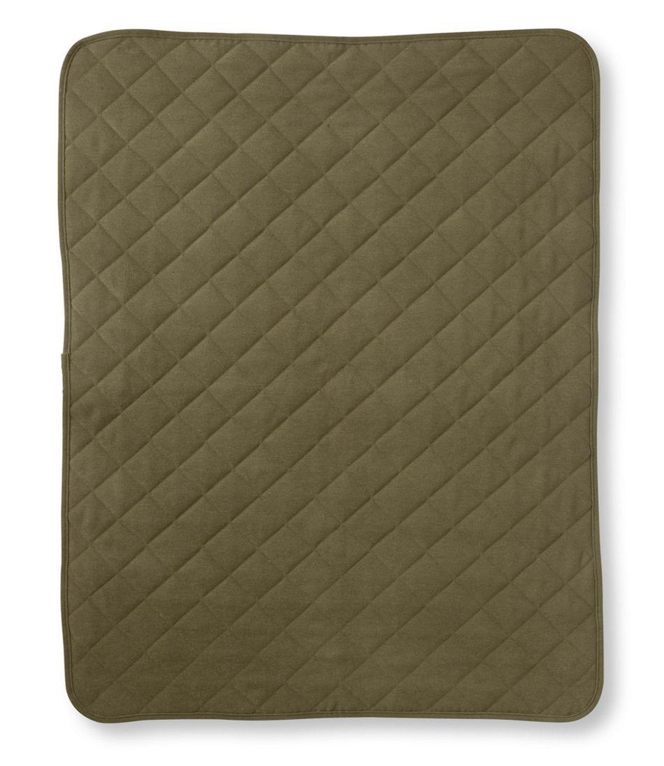 Fleece-Topped Pet Blanket