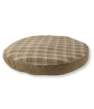 Premium Fleece Dog Bed Set, Round