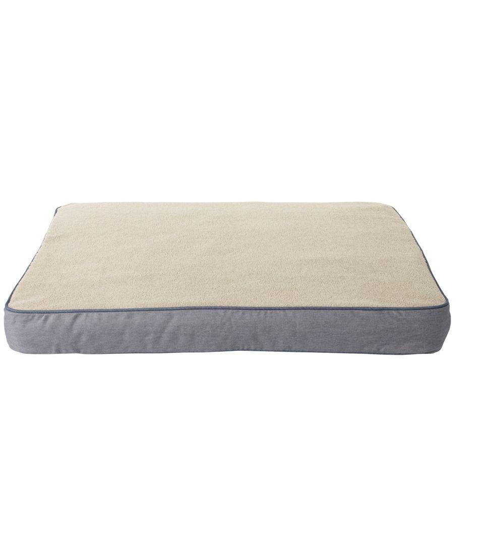 Premium Dog Bed Replacement Cover, Fleece Rectangular
