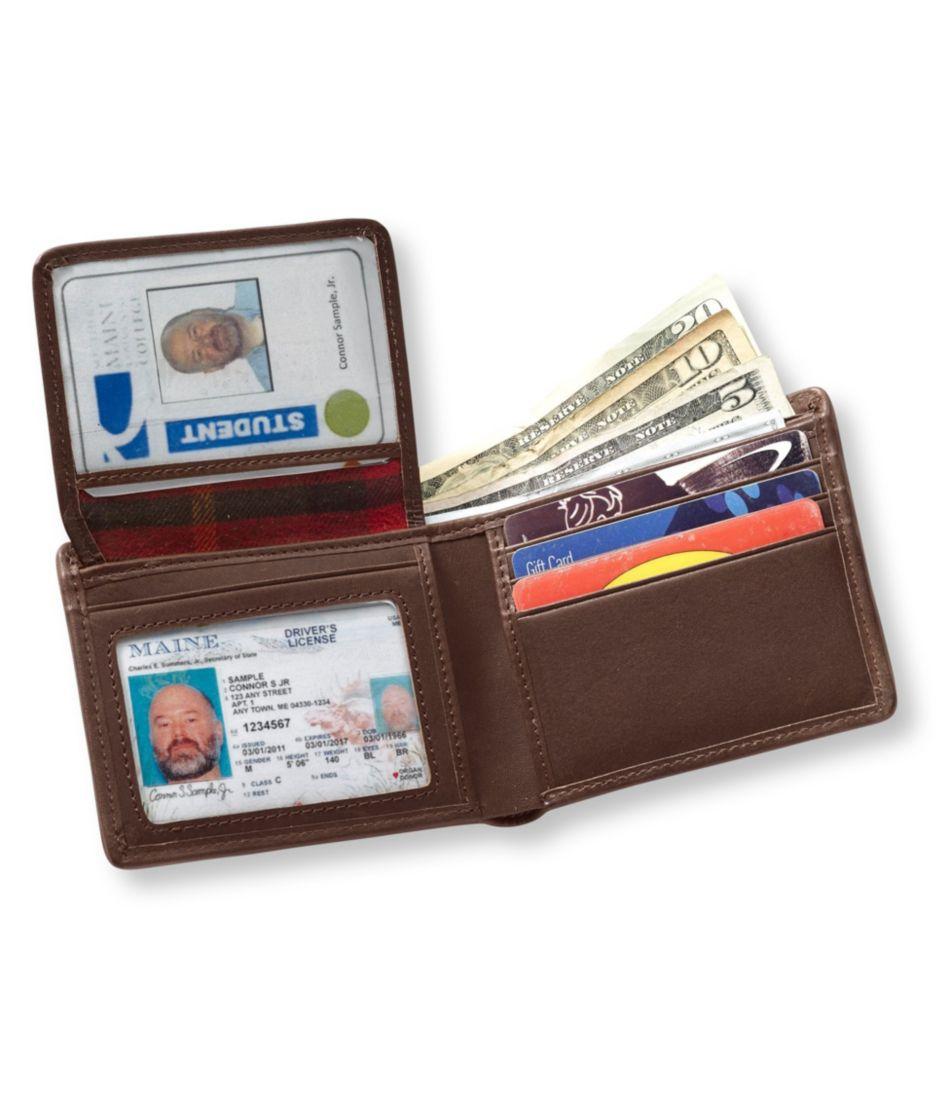 Field Leather Wallet