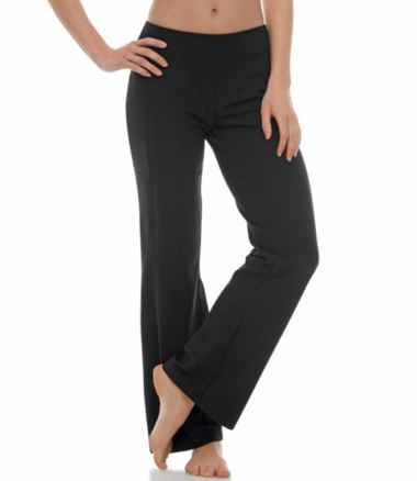 Women's Fitness Pants, Boot-Cut