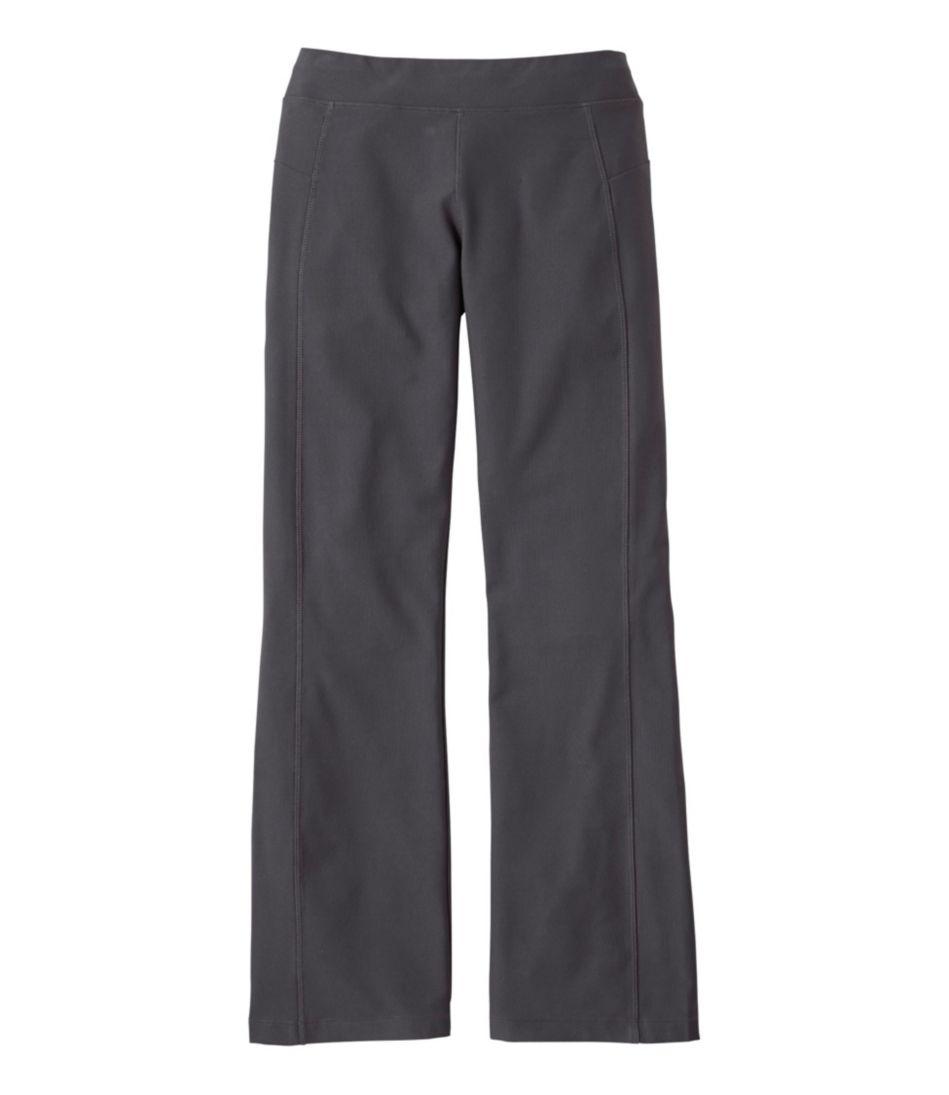 Fitness Pants, Boot-Cut