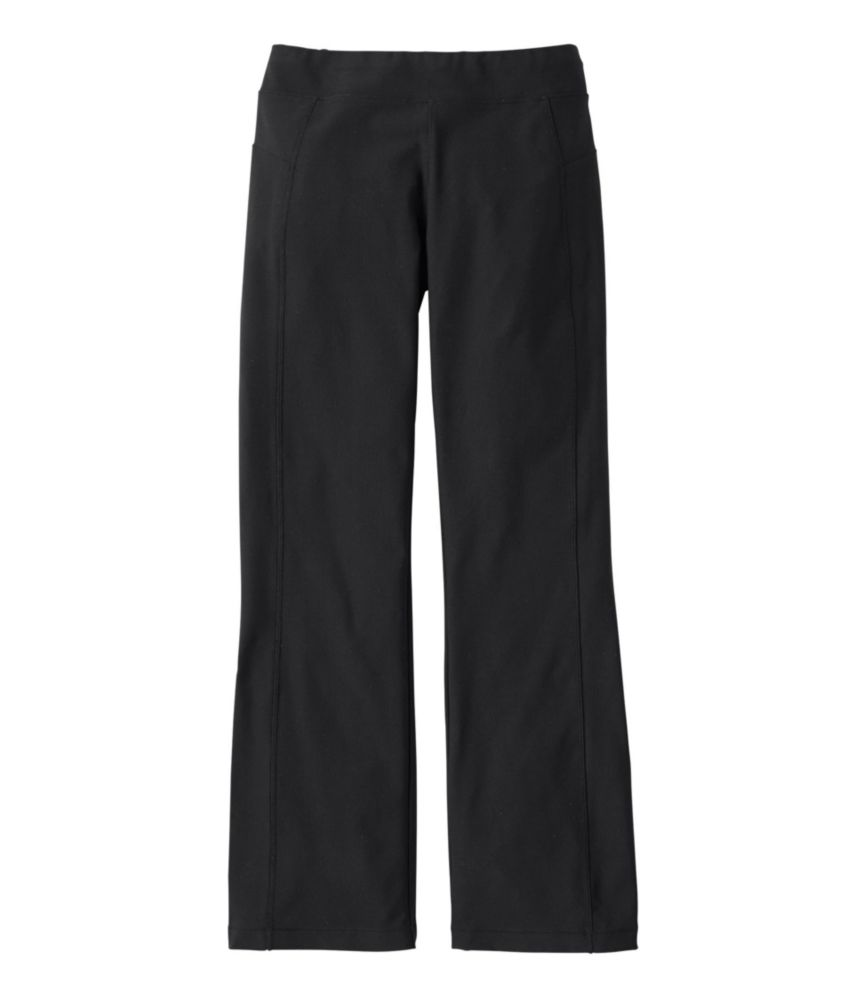 photo: L.L.Bean Fitness Pants, Boot-Cut performance pant/tight