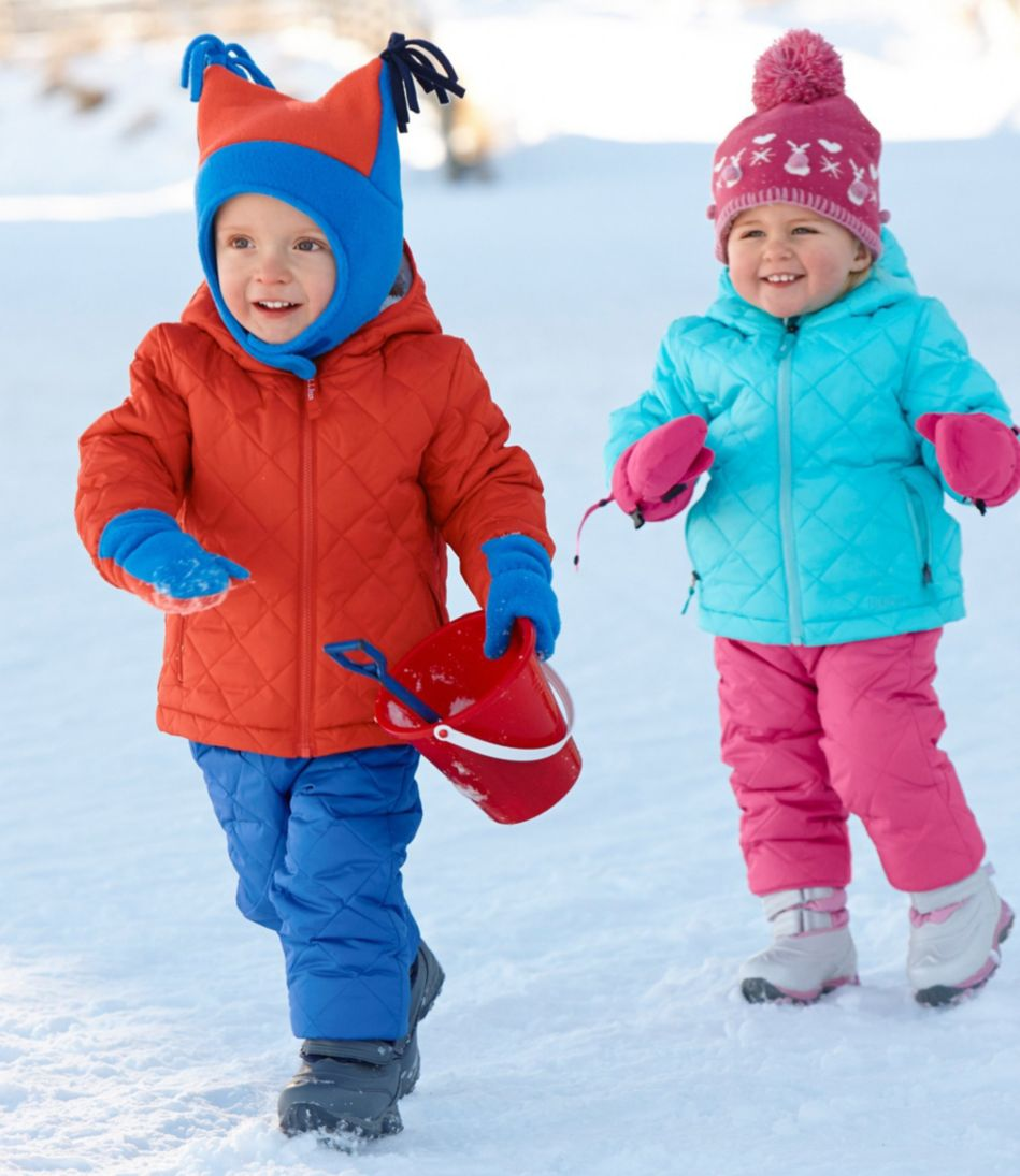 Infants' and Toddlers' Power Puffer Pants