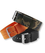 Watch Bands, Set of Three