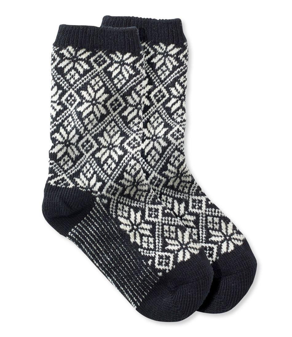 Women's Smartwool Traditional Snowflake Socks