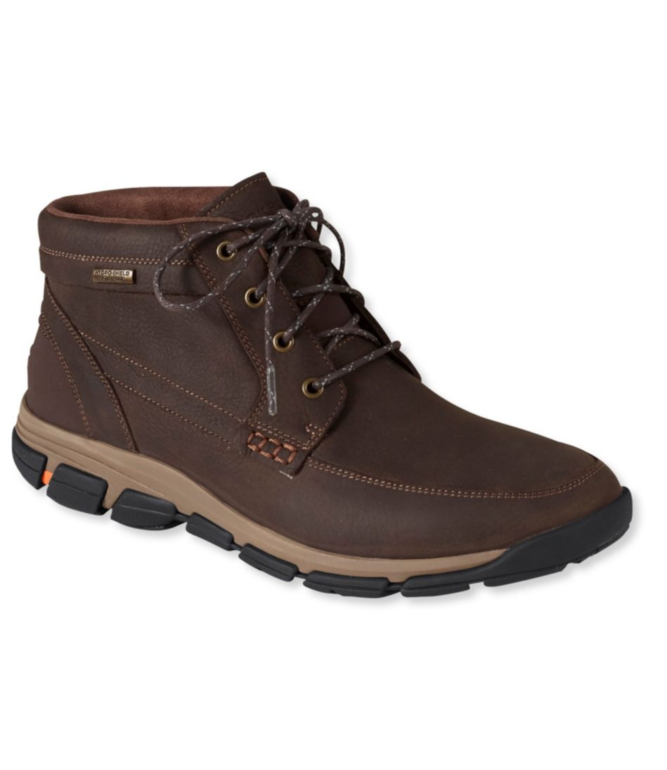Men's Rockport Rocksport Lite ES Waterproof Mudguard Boots