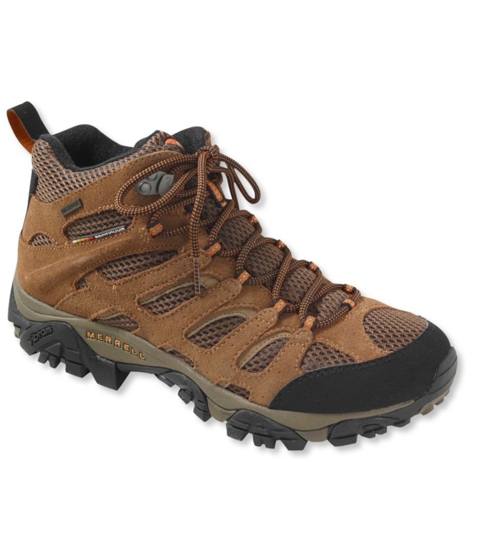 Merrell Moab Waterproof Hiking Boots