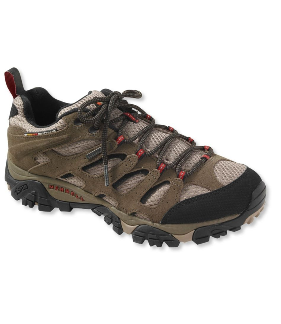 Men's Merrell Moab Waterproof Hiking Shoes