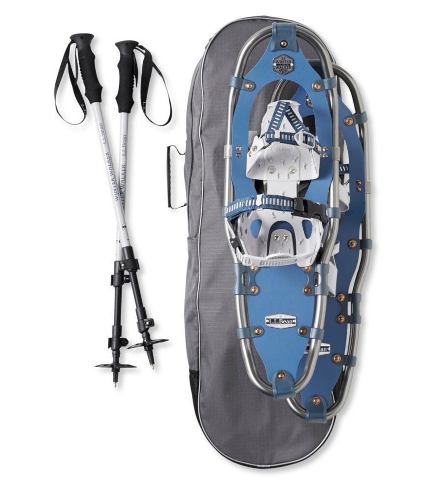photo: L.L.Bean Winter Walker recreational snowshoe