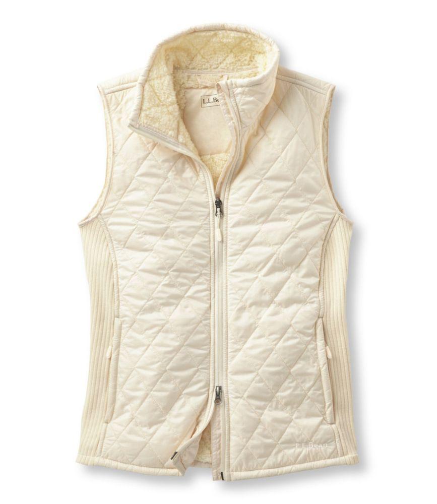 L.L.Bean Fleece-Lined Fitness Vest