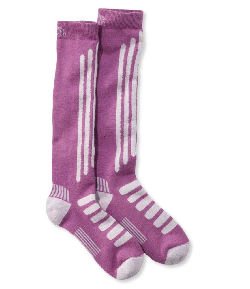 L.L.Bean Alpine Ski Socks, Midweight