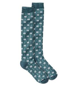 Adults' L.L.Bean Alpine Ski Socks, Midweight