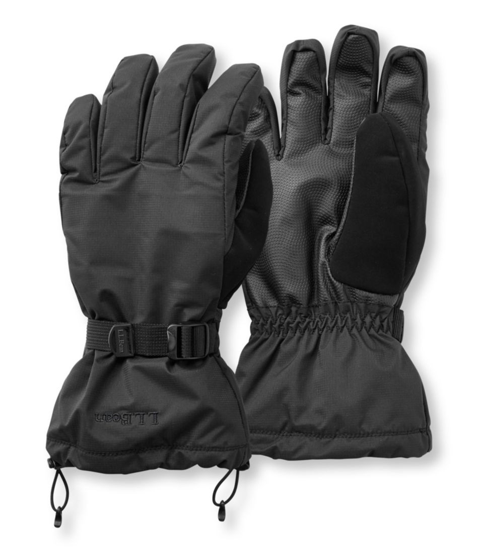 Men's L.L.Bean Snow-Sport Gloves