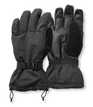 Men's L.L.Bean Snow-Sport Gloves
