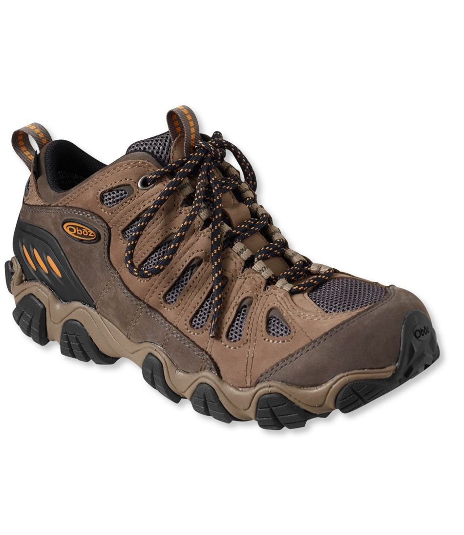 b923cac4619 Men's Oboz Sawtooth BDry Hiking Shoes