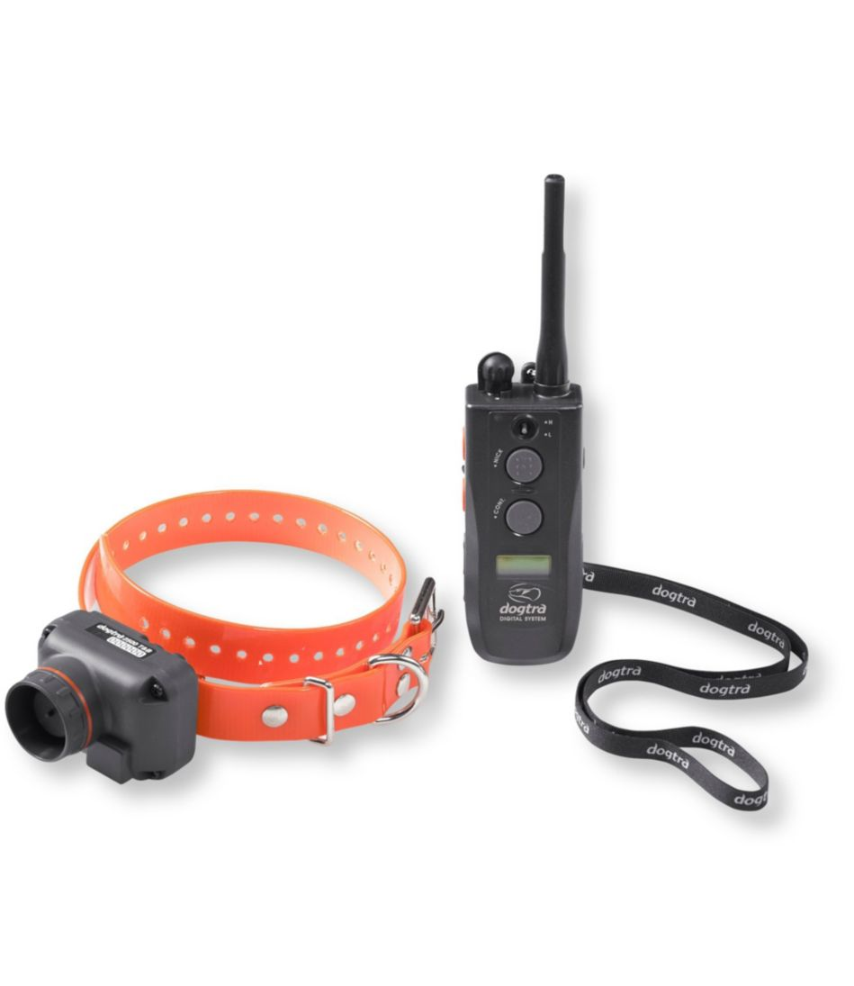 Dogtra 2500 Dog Training and Beeper System with Dog Collar