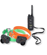 Dogtra 2502 Dog Training and Beeper System with Two Dog Collars