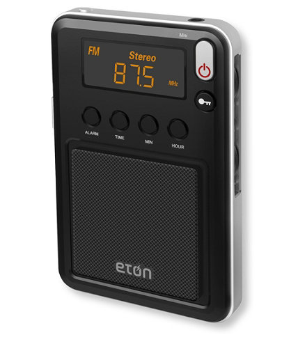 eton mini am fm shortwave radio. Black Bedroom Furniture Sets. Home Design Ideas