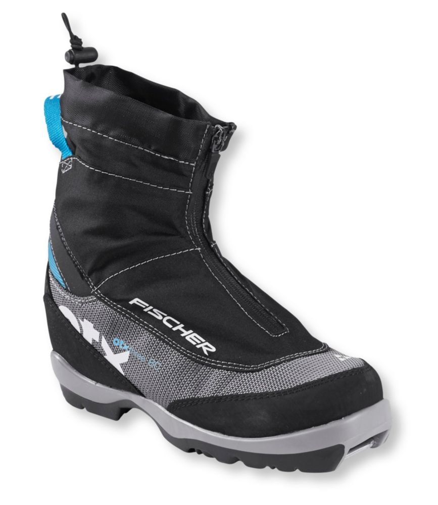 photo: Fischer Women's Off Track 3 BC nordic touring boot
