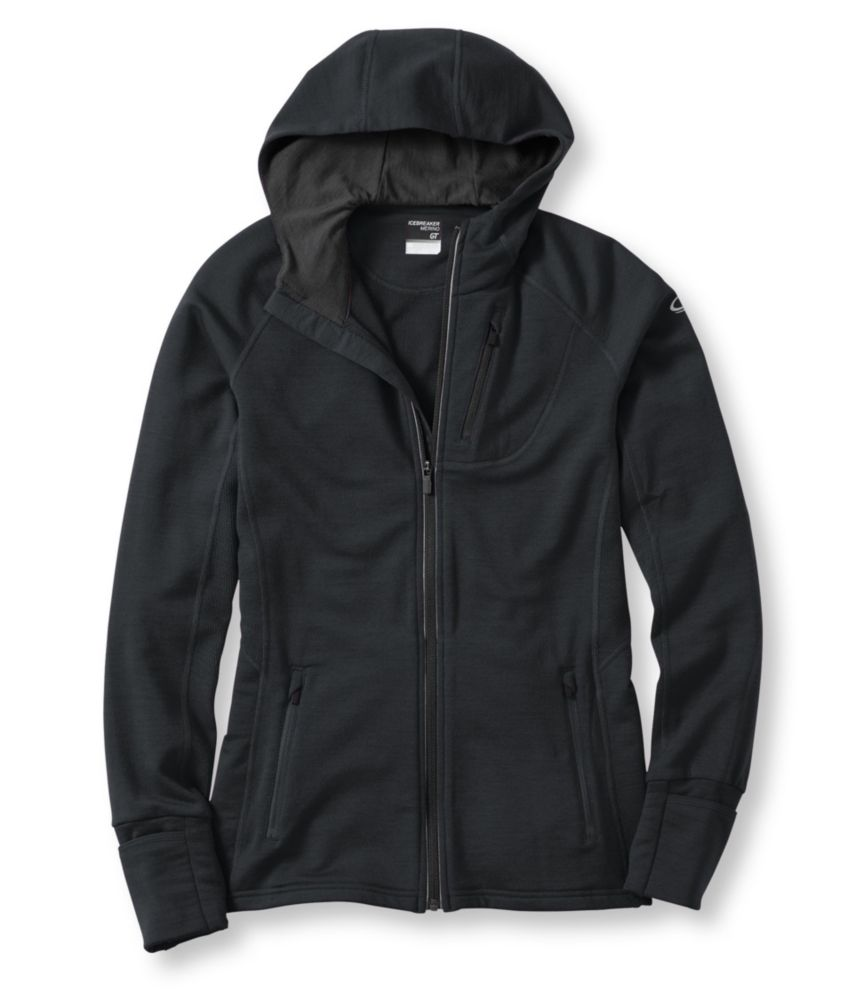 photo: Icebreaker Women's Quantum Hood