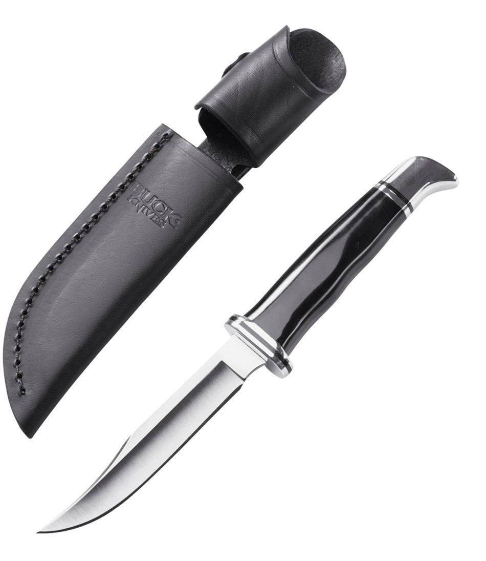 Buck 102 Woodsman Knife