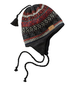 Adults' Turtle Fur Hawkeye Hat with Ear Flaps