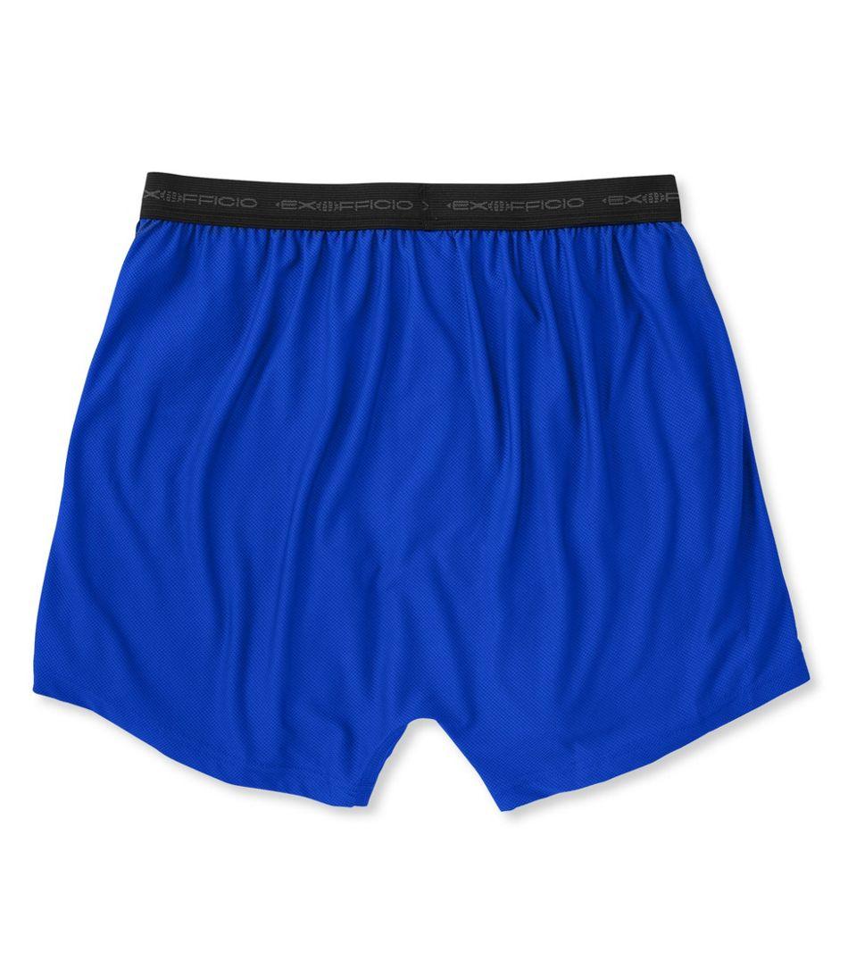 Men's ExOfficio Give-N-Go Boxer, 5½ Inseam