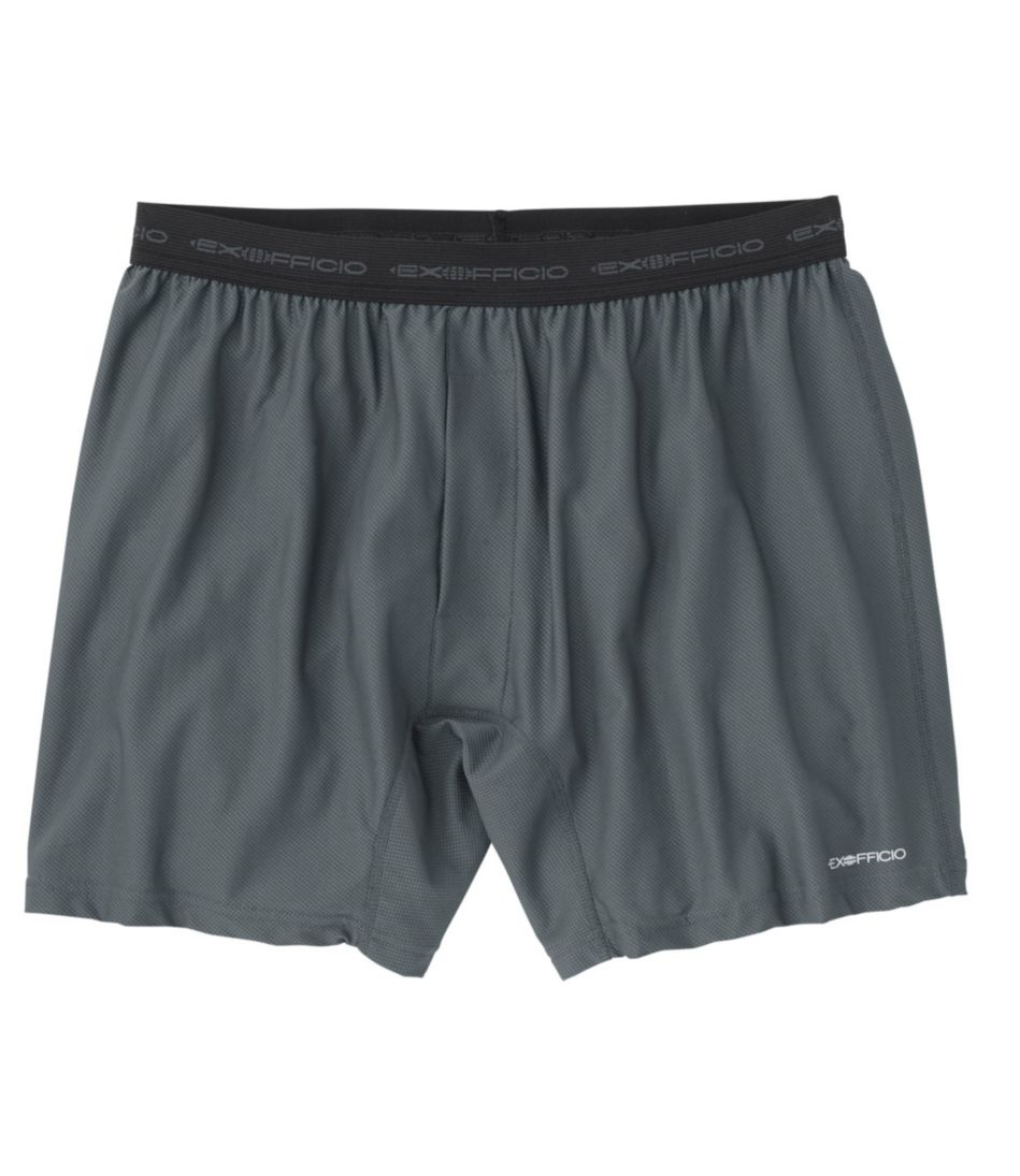 Men's ExOfficio Give-N-Go Boxer, 5½ Inseam
