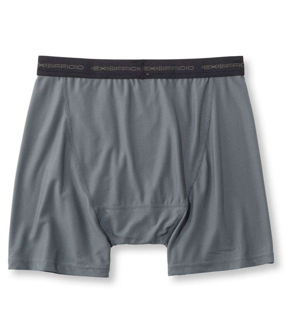 "Men's ExOfficio Give-N-Go Boxer Brief, 51/2"" Inseam"