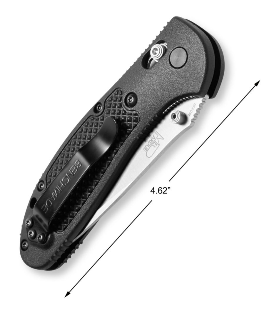 Benchmade 551 Griptillian Knife, Folding