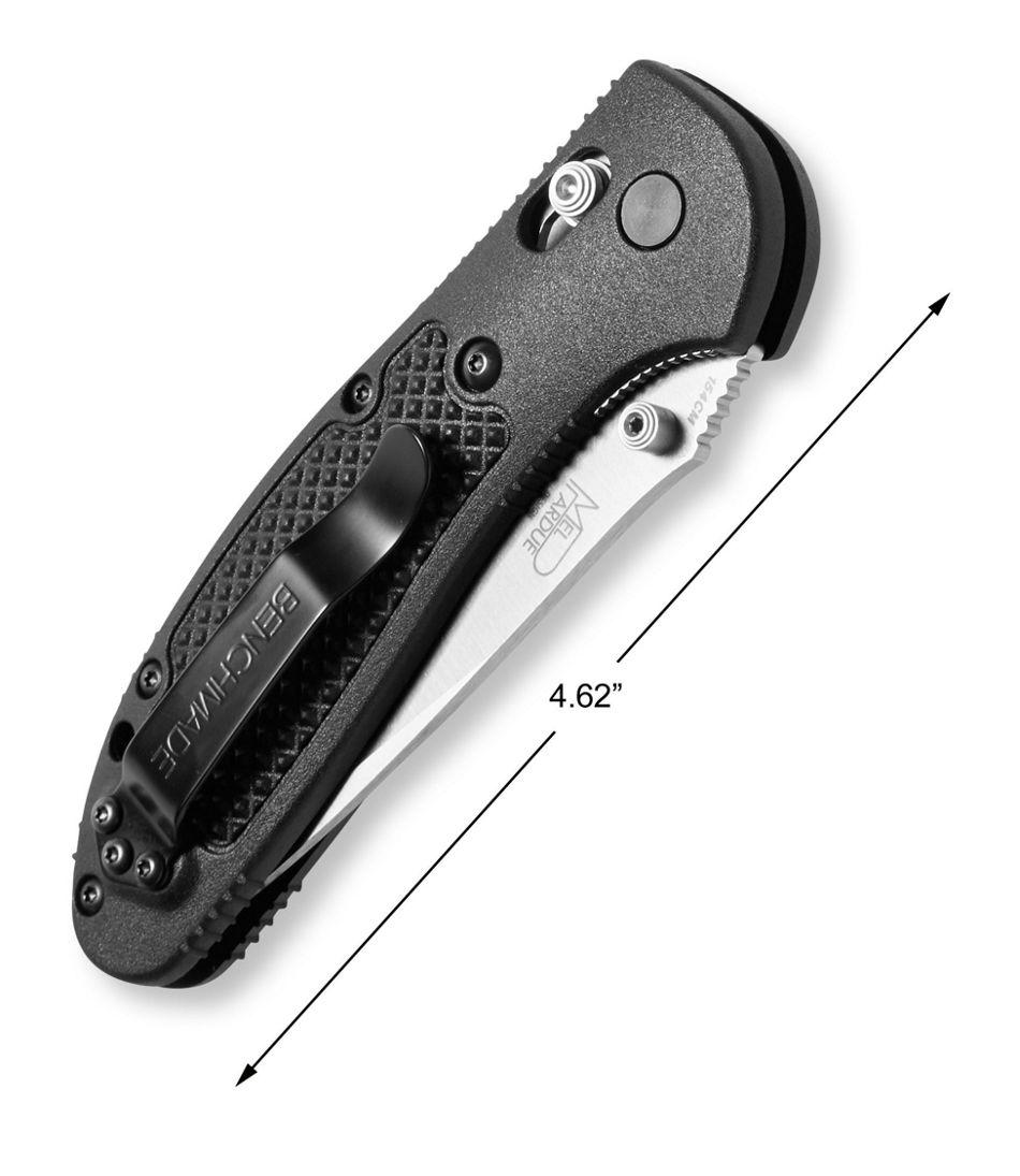 Benchmade 551 Griptillian Knife, Folding