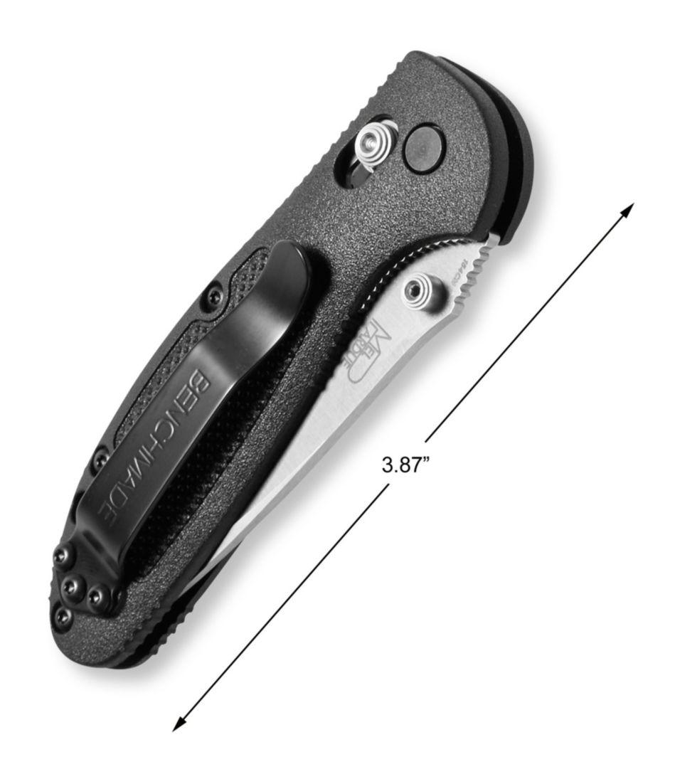 Benchmade 556 Mini-Griptillian Knife, Folding