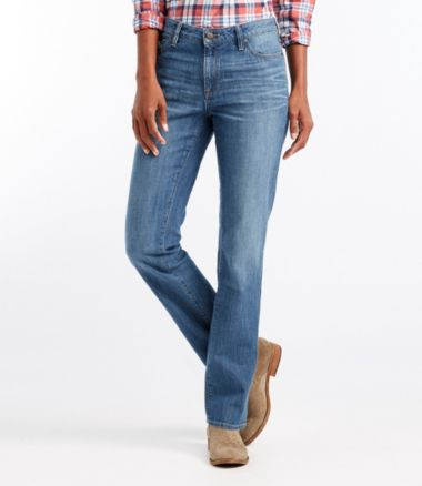 L.L.Bean 1912 Jeans, Favorite Fit Straight-Leg