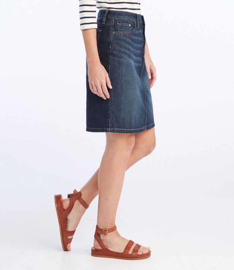 1912 Jean Skirt