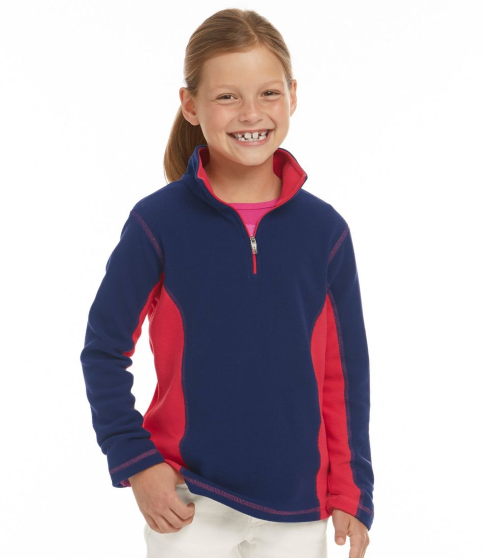 Girls' Fitness Fleece Pullover