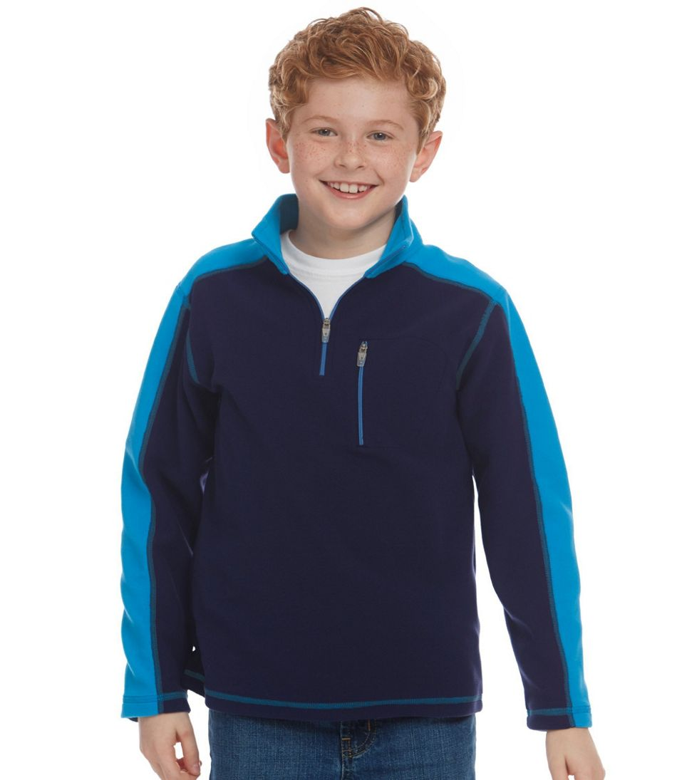 Boys' Fitness Fleece Pullover