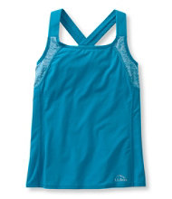 L.L.Bean Racer-Back Workout Tank
