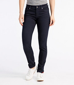 L.L.Bean Performance Stretch Jeans, Slim Leg