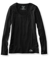 Women's Essential Performance Top, Long-Sleeve