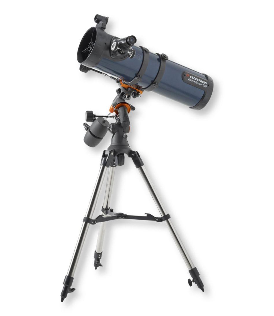 Celestron AstroMaster 130 EQ Newtonian Telescope