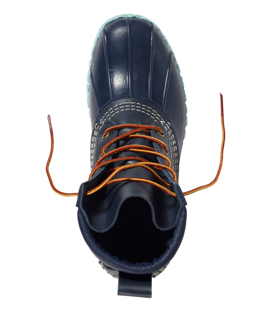 """Women's Tumbled-Leather L.L.Bean Boot, 6"""" Padded Collar"""