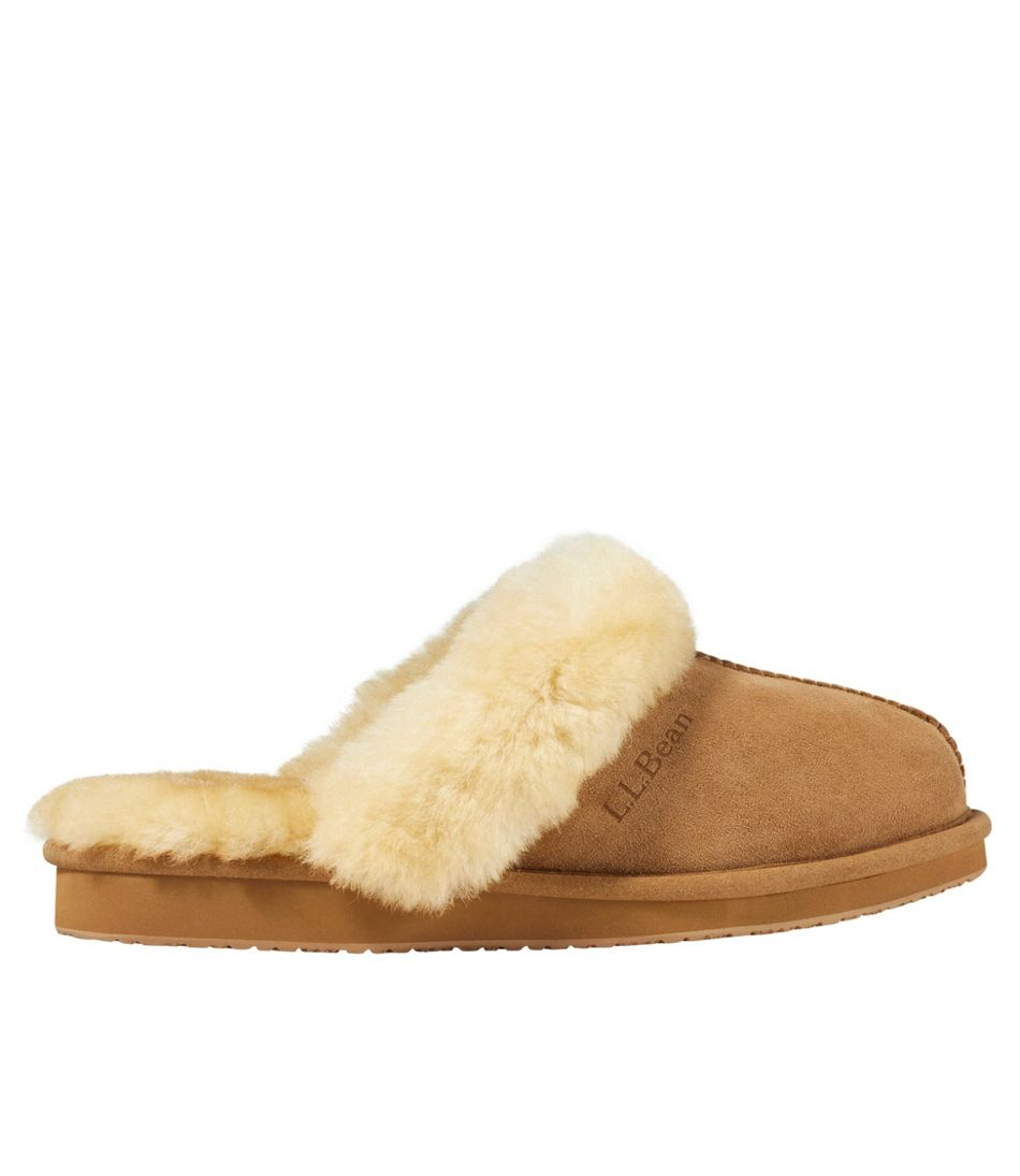 Women's Wicked Good Shearling-Lined Slides