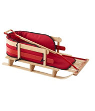 Kids' Pull Sled with Pull Handle
