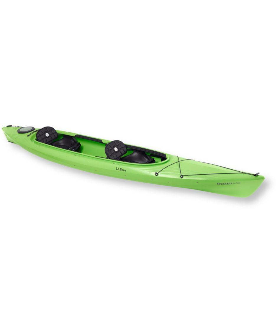 Manatee Deluxe Tandem Kayak, 14.5'